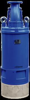 Погружной дренажный насос большого напора MH SOLIDPUMP (22-45 кВт)